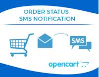 Opencart Order SMS Notification